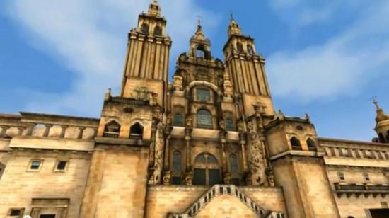 Videojuego sobre el Camino de Santiago