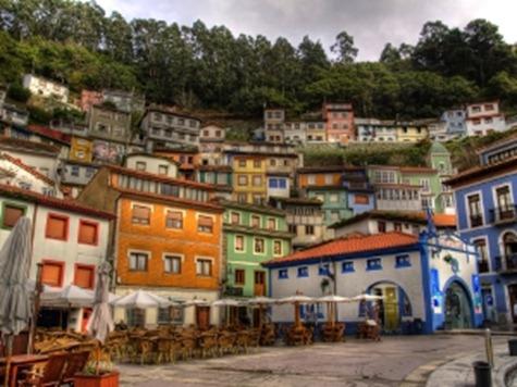 Cudillero|un pueblo pesquero maravilloso en Asturias