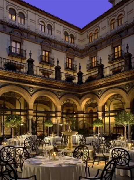 Hoteles de lujo con historia, en España