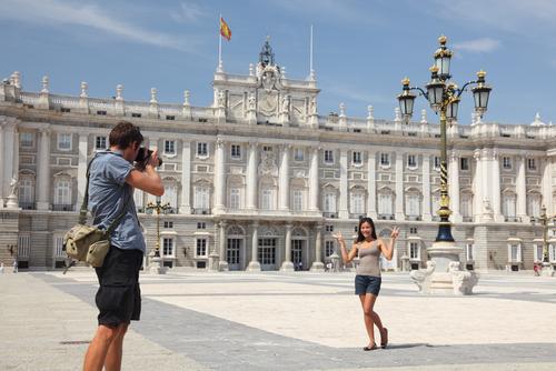 turistas-en-Madrid